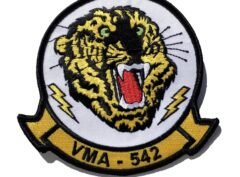 VMA-542 Tigers Squadron Patch – Sew On