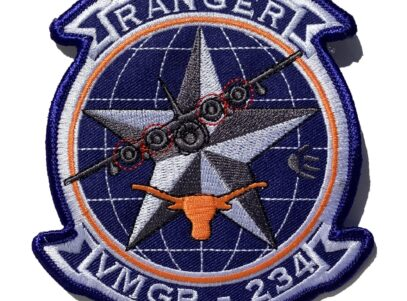 VMGR-234 Rangers Squadron Patch – Sew On