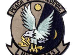 HMM-263 Peach Bush Medevac Patch – Sew On