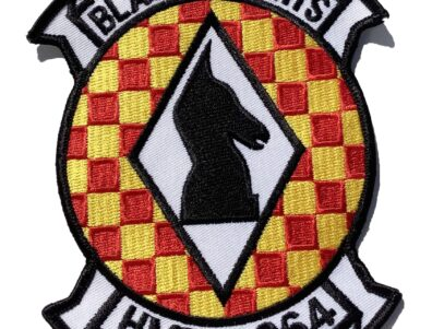 HMM-264 Black Knights Patch – Sew On