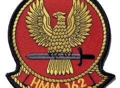 HMM-162 Golden Eagles Patch – Sew On