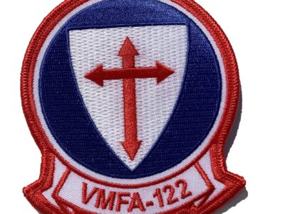 VMFA-122 Crusaders Patch – Sew On