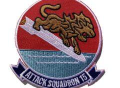 VA-15 Valions Squadron Patch – Sew Onv