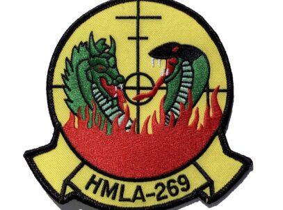 HMLA-269 Gunrunners Patch – Sew On