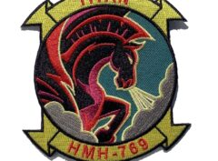 HMH-769 Titan (Road Hogs) Patch – Sew On