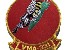 VMA-331 Bumblebees Patch – Sew On