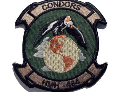 HMH-464 Condors Patch – Sew On