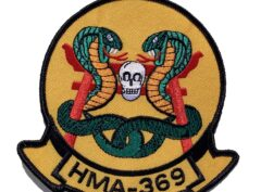 HMA-369 Gunfighters Patch – Sew On