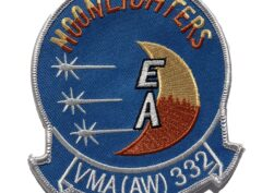 VMA(AW)-332 Moonlighters Patch – Sew On