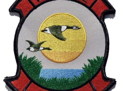 HMM-774 Wild Geese Patch – Sew On