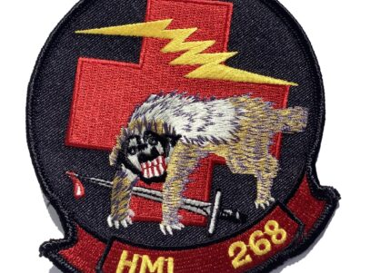HML-268 Patch – Sew On
