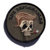 Deplorables (Green) Patch – Sew On