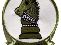 VMA-121 Green Knights Squadron Patch – Sew On