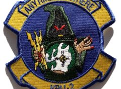 VPU-2 Wizards Squadron Patch – Sew On
