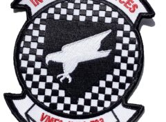 VMFA(AW)-533 Hawks Patch – Plastic Backing