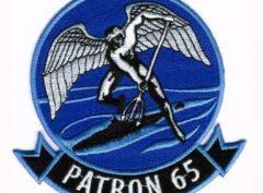 U.S. Navy VP-65 Tridents – Plastic Backing