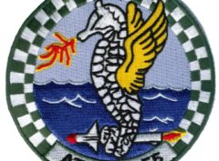 VA-55 Warhorses Squadron Patch – Plastic Backing
