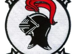 VA-64 Black Lancers Squadron Patch – Sew on