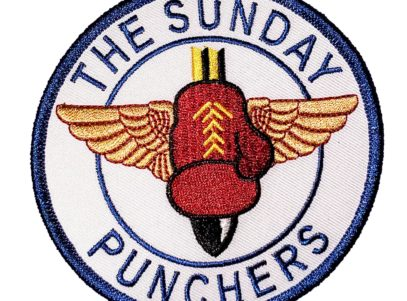 VA-75 Sunday Punchers Patch