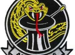 VA-86 Sidewinders Patch – Plastic Backing