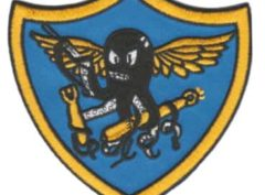VC-4 Dragon Flyers Squadron Patch – Plastic Backing