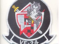 VF-24 Renegades Squadron Patch – Plastic Backing