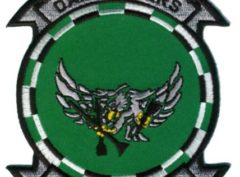 VFA-195 Dambusters Squadron Patch – Plastic Backing