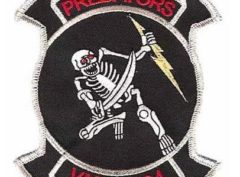VMFA-134 Predators Squadron Patch – Plastic Backing