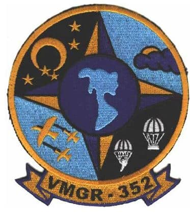 VMGR-352 Raiders Patch – Sew On