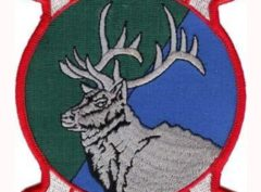 VMM-166 SEAELK Squadron Patch – Plastic Backing
