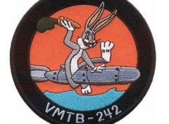 VMTB-242 Patch – Plastic Backing
