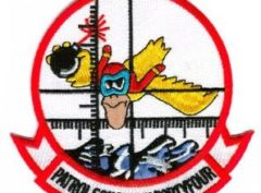 VP-44 Golden Pelicans Squadron Patch