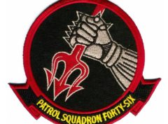 VP-46 Grey Knights Squadron Patch – Sew On