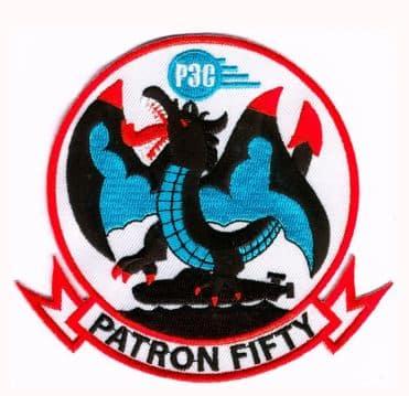 VP-50 Blue Dragons Squadron Patch