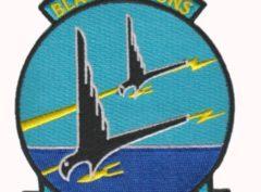 VP-7 Black Falcons Squadron Patch