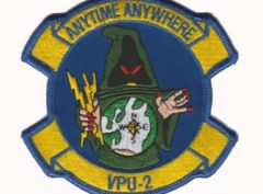 VPU-2 Wizards Squadron Patch