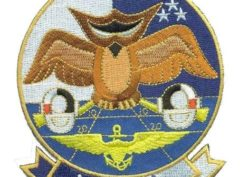 VT-31 Wise Owls Squadron Patch – Plastic Backing