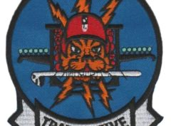 VT-5 Pussycats Squadron Patch – Plastic Backing