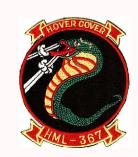 HML-367 Scarface Patch – Plastic Backing