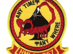 HMLA-267 Stingers Patch – Sew On