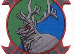 HMM-166 Sea Elks Patch – Plastic Backing