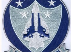 RVAH-7 Peacemakers Squadron Patch