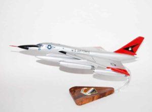 USAF Flight Test Center B-58 Hustler Model
