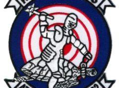 VA-52 Knight Riders Squadron Patch