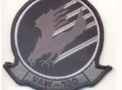 VAW-120 Greyhawks Squadron Patch – Plastic Backing