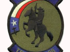 VT-28 Rangers Squadron Patch – Plastic Backing