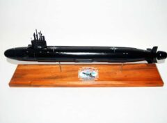 USS New Mexico (SSN-779) Block II Submarine Model