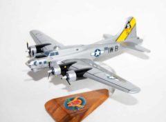 614th Tactical Fighter Squadron B-17G Model