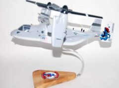 VMM-365 Blue Knights MV-22 (8663) Model