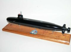 USS Delaware (SSN-791) Submarine Model